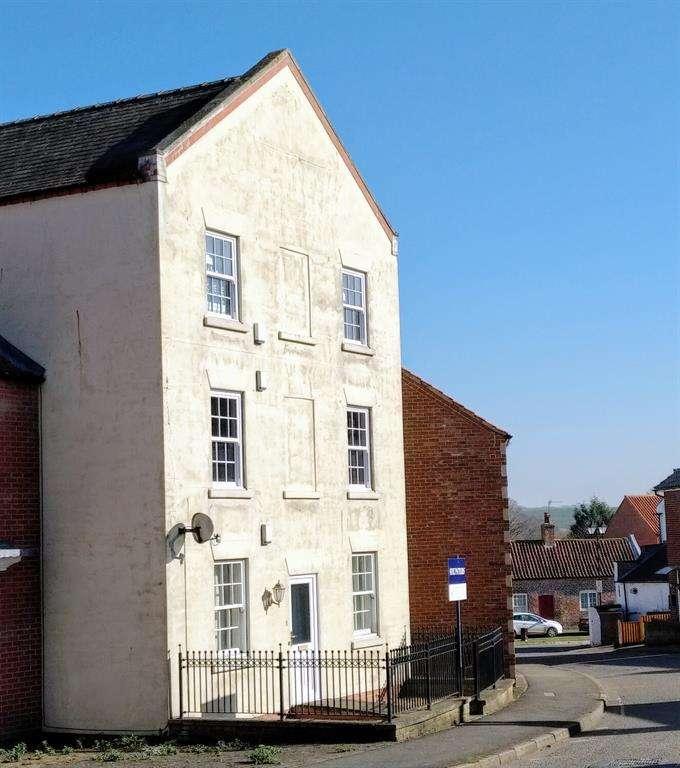 2 Bedrooms Ground Flat for sale in Granby Court, Binbrook, Market Rasen, LN8 6DJ
