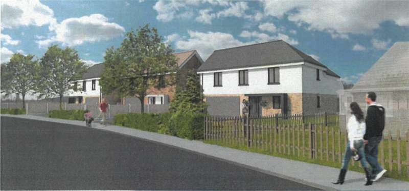 3 Bedrooms Plot Commercial for sale in South Road, Chapel St Leonards, Skegness, PE24 5TL