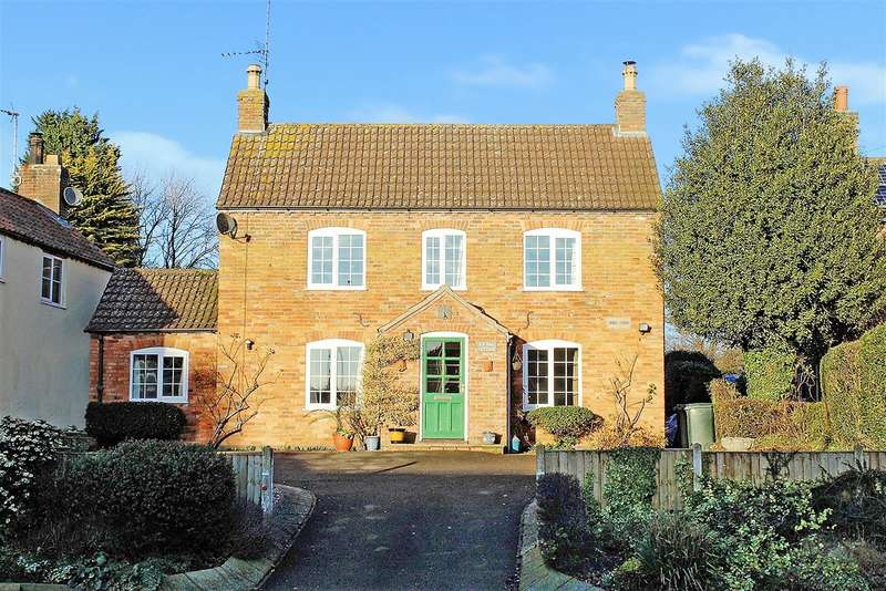 3 Bedrooms Detached House for sale in Partney Road, Sausthorpe, Spilsby, PE23 4JL