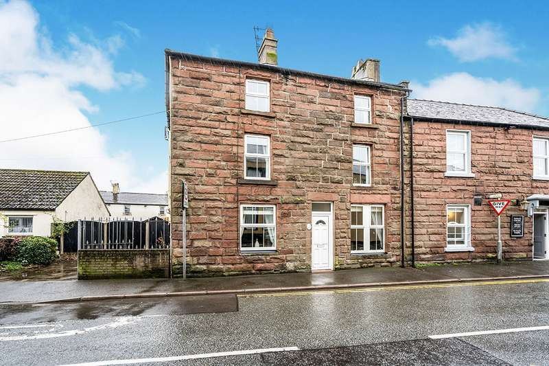 5 Bedrooms Semi Detached House for sale in Birks Road, Cleator Moor, Cumbria, CA25