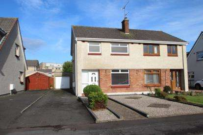 3 Bedrooms Semi Detached House for sale in Campsie Road, Grangemouth