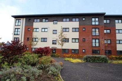 2 Bedrooms Flat for sale in Fingal Road, Renfrew, Renfrewshire