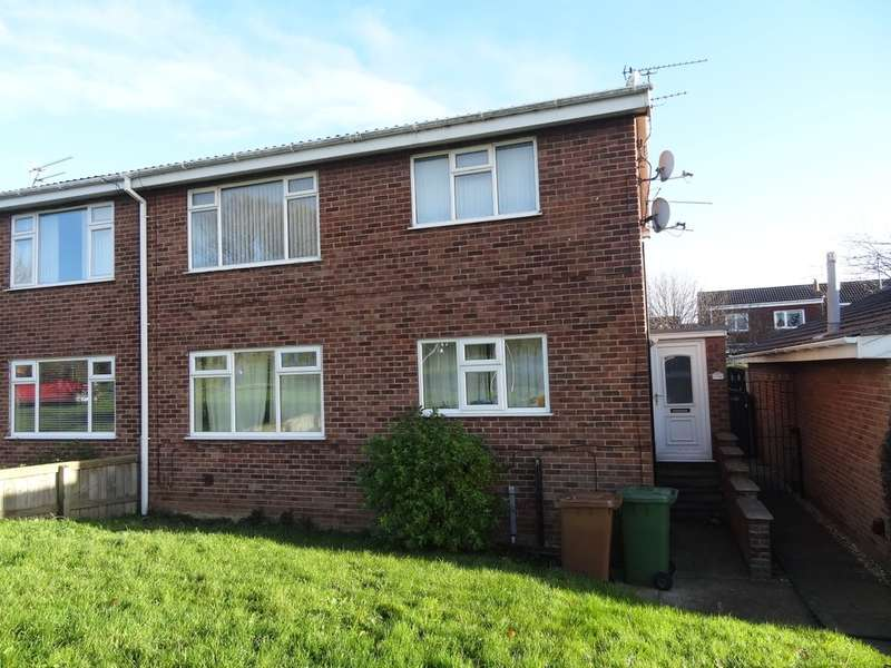 2 Bedrooms Ground Flat for rent in Amy Johnson Avenue, Bridlington