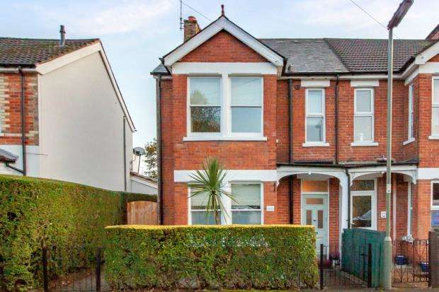 4 Bedrooms Semi Detached House for sale in Watchetts Road, Camberley, Surrey