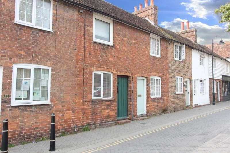 2 Bedrooms Terraced House for sale in TENTERDEN