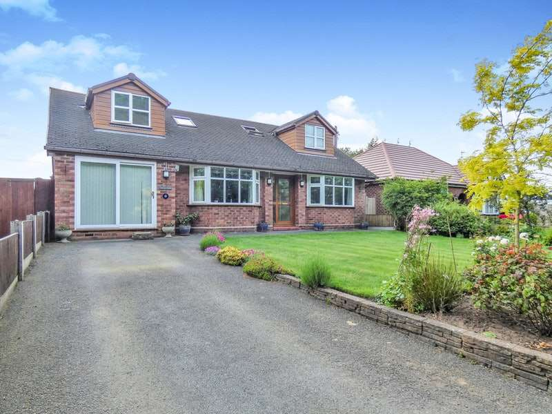5 Bedrooms Detached House for sale in Waste Lane, Oakmere, Cheshire, CW8