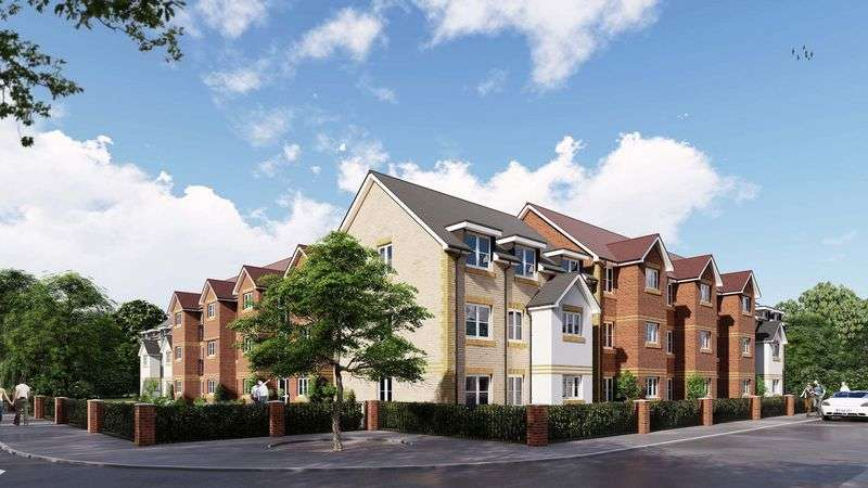 Property for sale in Weavers Lodge, Haverhill: BRAND NEW CHURCHILL APARTMENTS