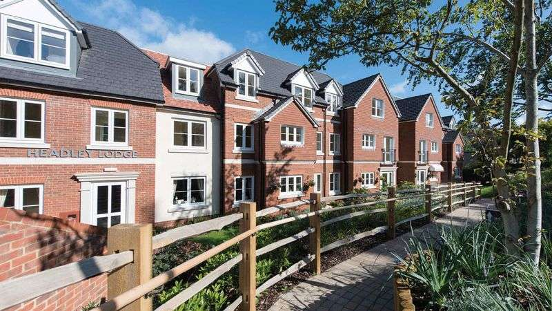 Property for sale in Headley Lodge, Ashtead: **50% SOLD ALREADY**