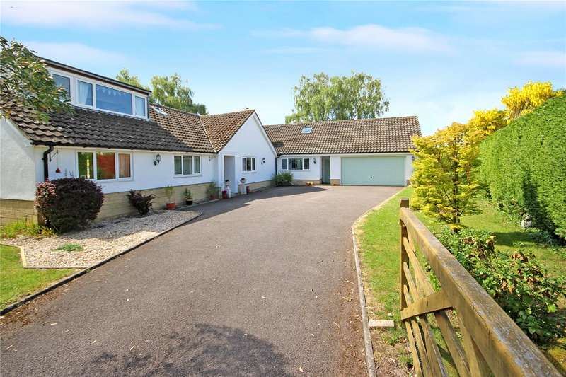 5 Bedrooms Detached Bungalow for sale in Chestnut Springs, Lydiard Millicent, Wiltshire, SN5