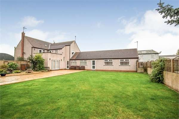 4 Bedrooms Detached House for sale in Reedness, Reedness, Goole, East Riding of Yorkshire