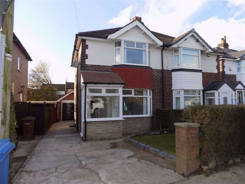 2 Bedrooms Semi Detached House for sale in The Broadway, Bredbury, Stockport