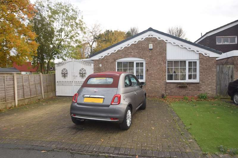 2 Bedrooms Detached Bungalow for sale in Europa Avenue, West Bromwich, B70
