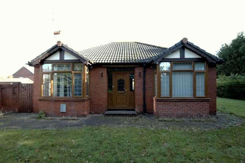 2 Bedrooms Detached Bungalow for sale in Woodsome Drive, Ellesmere Port