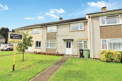 3 Bedrooms Terraced House for sale in Raglan Place, Thornbury, Bristol, Gloucestershire