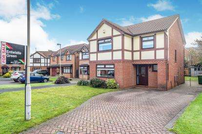 4 Bedrooms Detached House for sale in Fernbank Drive, Netherton, Liverpool, Merseyside, L30