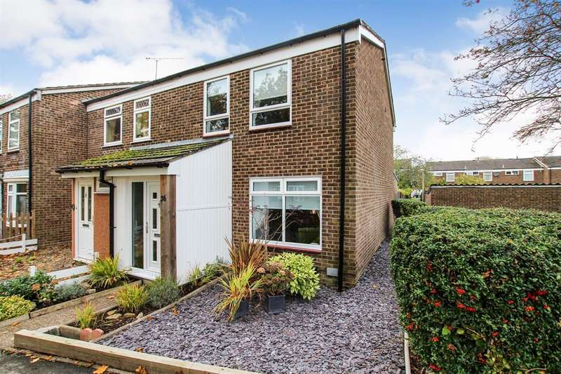 3 Bedrooms End Of Terrace House for sale in Kingsley Walk, Tring
