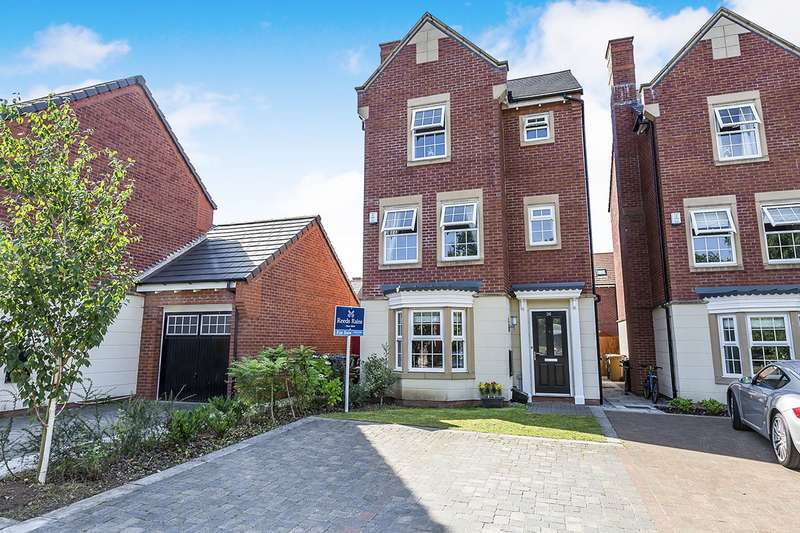 5 Bedrooms Detached House for sale in Mayflower Gardens, Chorley, Lancashire, PR7