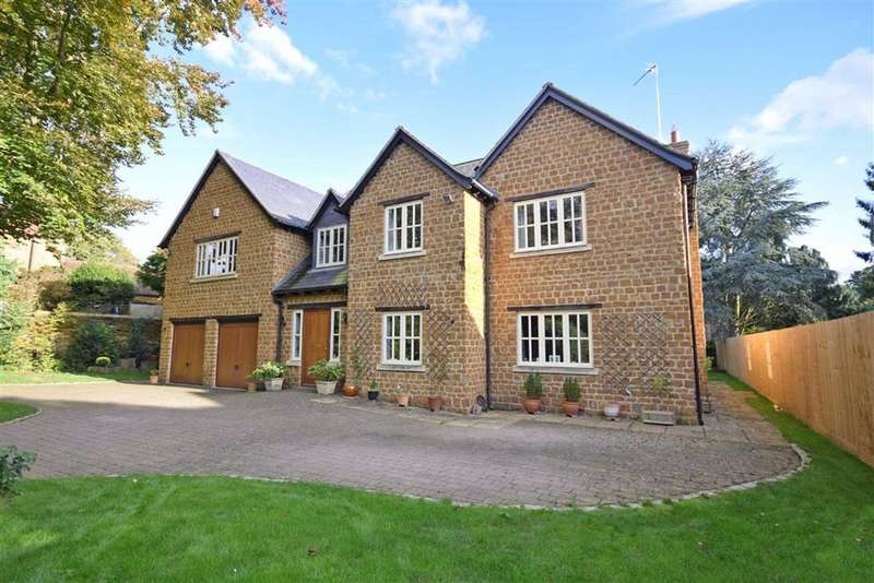 5 Bedrooms Detached House for sale in Church Brampton