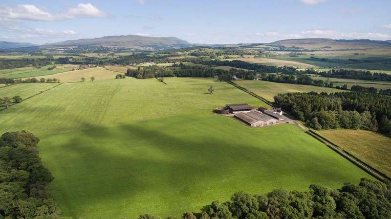Farm Commercial for sale in Hillhead Of Catter Farm, Croftamie, Glasgow, Stirlingshire, G63