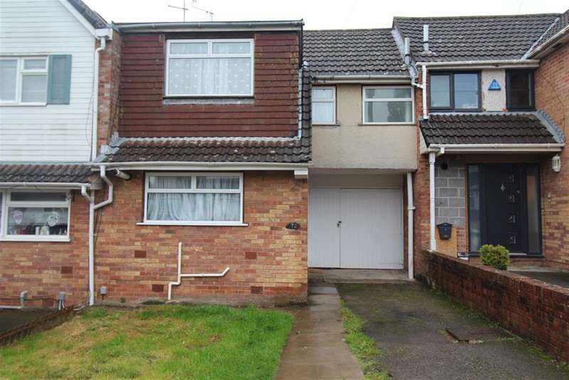 3 Bedrooms Terraced House for sale in Edgefield Road, Whitchurch, BS14 0ND
