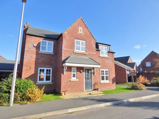 4 Bedrooms Detached House for sale in Stephenson Street, Nortwhich, Cheshire, CW8 4SQ