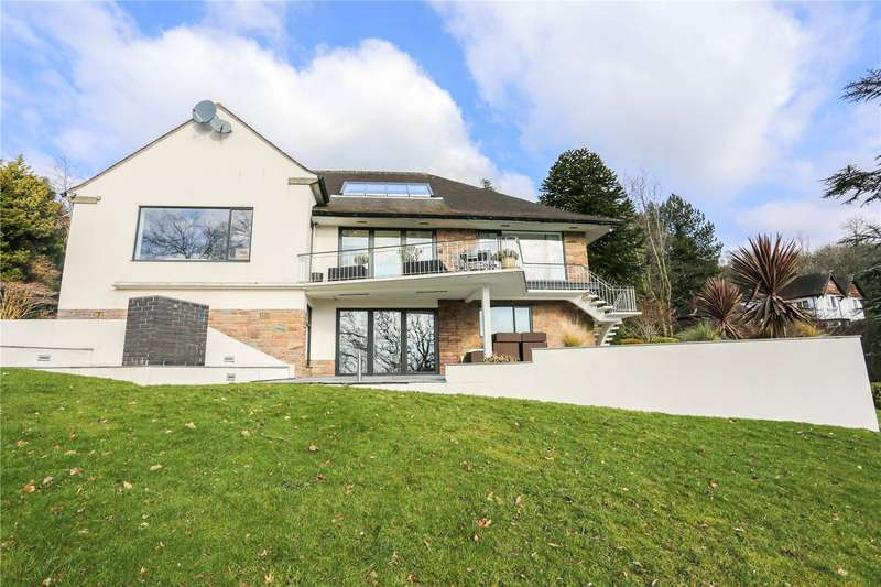 5 Bedrooms Detached House for sale in Pinfold Lane, Romiley, Stockport, Cheshire, SK6