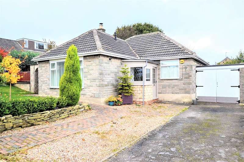 3 Bedrooms Bungalow for sale in Greenside, Hoylandswaine, Sheffield, S36 7JH