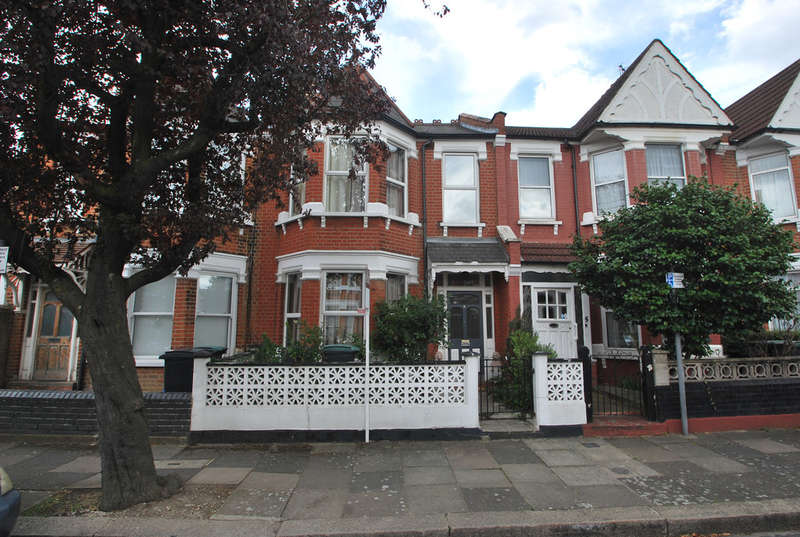 3 Bedrooms Terraced House for sale in Cornwall Avenue, Alexandra Park