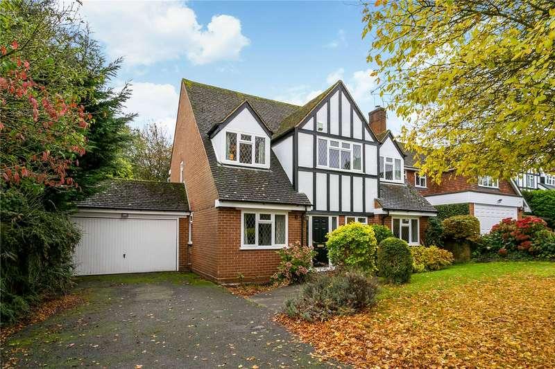 4 Bedrooms Detached House for sale in Wheeler Avenue, Tylers Green, Penn, Buckinghamshire, HP10