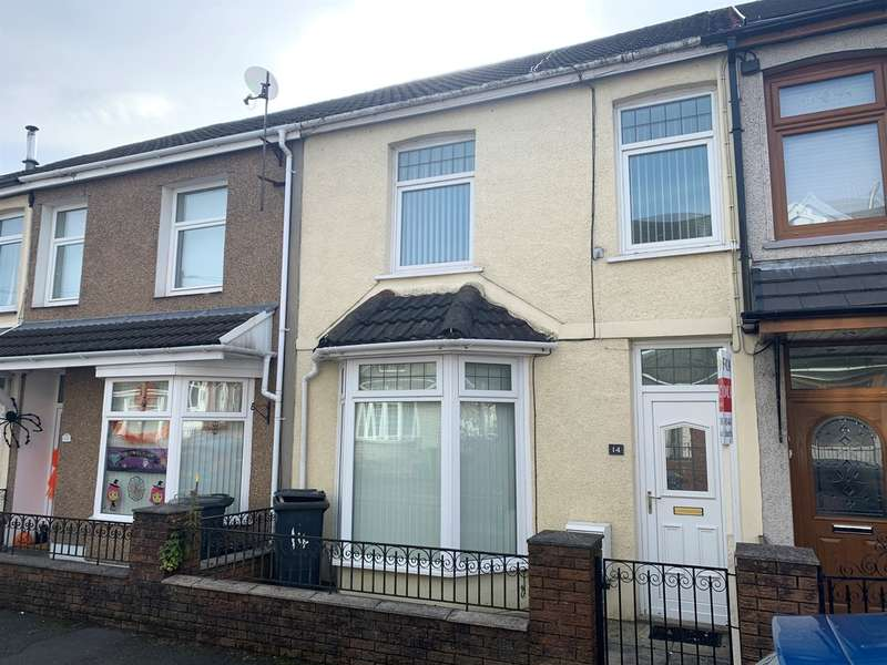 3 Bedrooms Terraced House for sale in Fife Street, Abercynon, Mountain Ash
