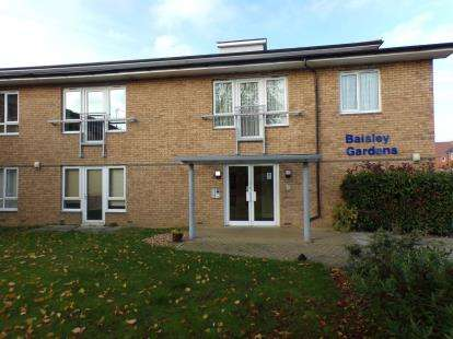 2 Bedrooms Retirement Property for sale in Baisley Gardens, Napier Street, Bletchley, Milton Keynes
