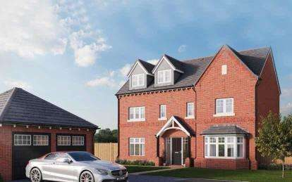 5 Bedrooms Detached House for sale in Preston Road, Inskip, Preston, PR4