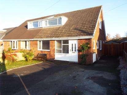 3 Bedrooms Semi Detached House for sale in Ribblesdale Drive, Grimsargh, Preston, Lancashire, PR2