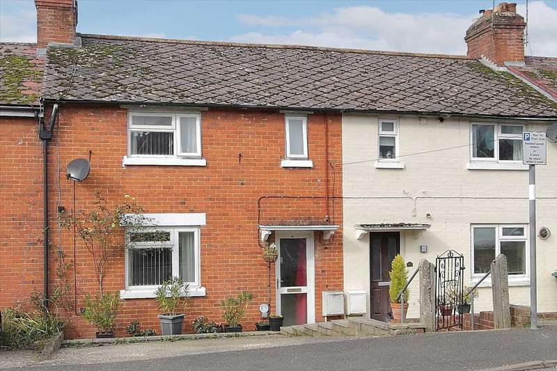 3 Bedrooms Terraced House for sale in Evingar Road, Whitchurch