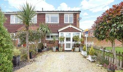 3 Bedrooms End Of Terrace House for sale in Parkside, Halstead, Sevenoaks, Kent