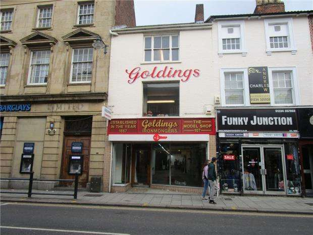 Retail Property (high Street) Commercial for sale in High Street, Bedford