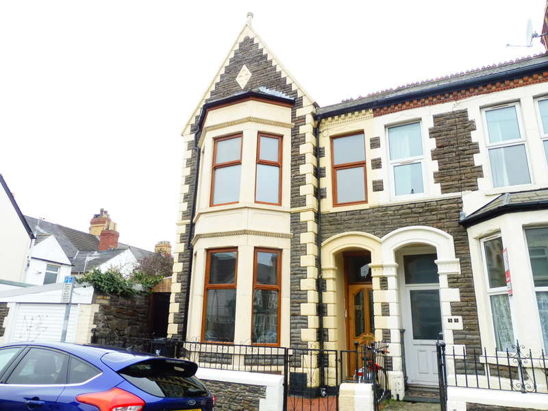 3 Bedrooms Terraced House for sale in Donald Street, Cardiff