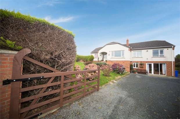 5 Bedrooms Detached House for sale in Upper Ballygelagh Road, Ardkeen, Newtownards, County Down