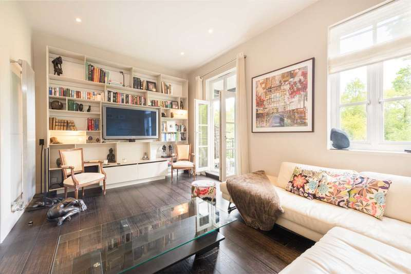 4 Bedrooms Terraced House for sale in Brockwell Park Row