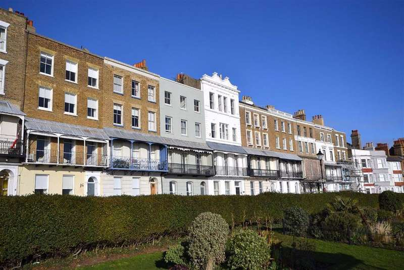 8 Bedrooms Terraced House for sale in Nelson Crescent, Ramsgate, Kent