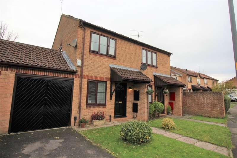 2 Bedrooms Semi Detached House for sale in Primrose Drive, Thornbury, BS35 1UJ
