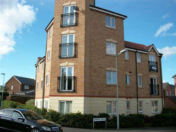 1 Bedroom Apartment Flat for rent in Loxdale Sidings, Bilston, Wolverhampton