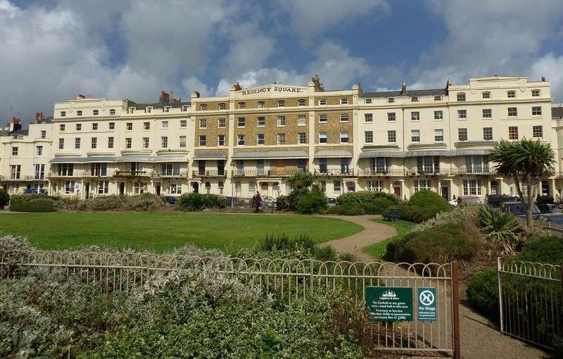 20 Bedrooms Terraced House for sale in Regency Square, Brighton BN1