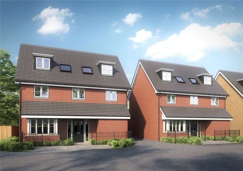 5 Bedrooms Detached House for sale in Bury Water Lane