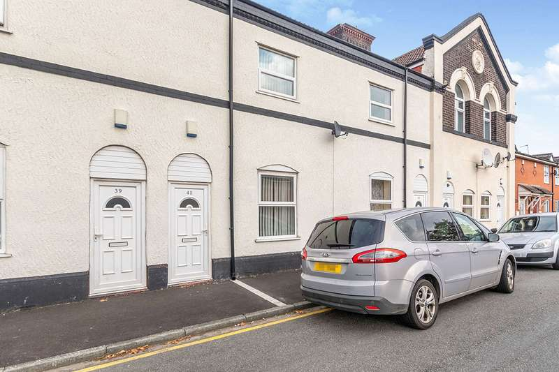 3 Bedrooms House for sale in Lacey Street, Widnes, Cheshire, WA8