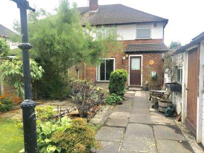 3 Bedrooms Semi Detached House for sale in Pipers Lane, Chester, Cheshire, CH2