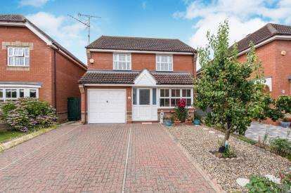 3 Bedrooms Detached House for sale in Ipswich, Suffolk