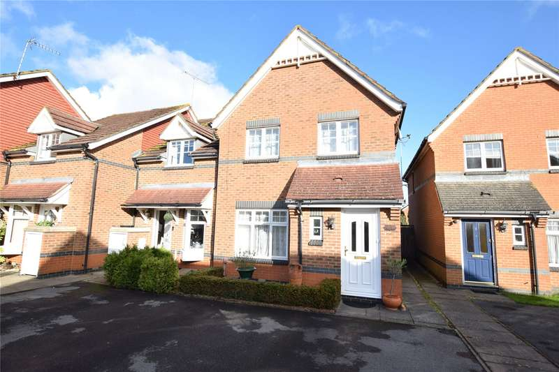 3 Bedrooms End Of Terrace House for sale in Barry Square, Bracknell, Berkshire, RG12