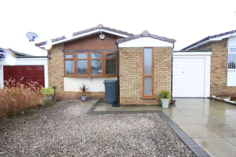 2 Bedrooms Bungalow for sale in Caldwell Close, Tyldesley, Manchester, M29 7FN