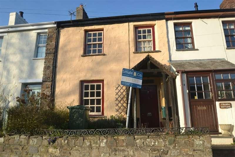 2 Bedrooms Cottage House for rent in Barnstaple Hill, Swimbridge, Barnstaple, EX32